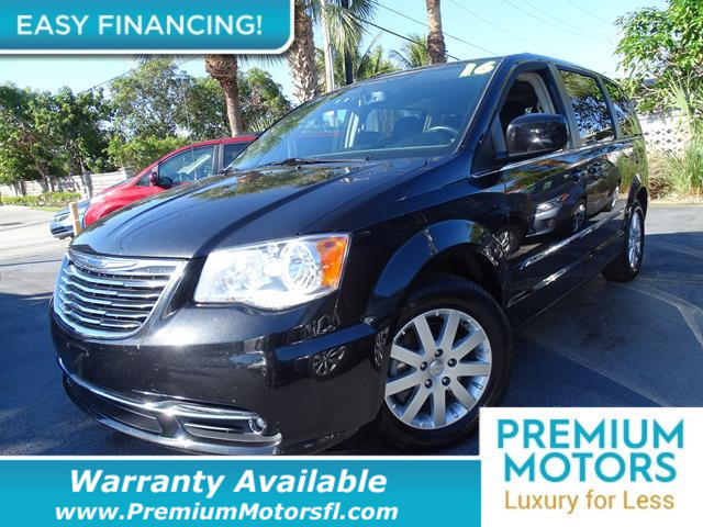 2016 CHRYSLER TOWN  COUNTRY 4DR WAGON TOURING LOADED CERTIFIED WE SAVE YOU THOUSANDS Dont Pa