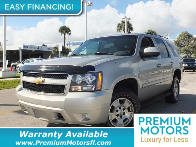 2007 CHEVROLET TAHOE  LOADED CERTIFIED WARRANTY Dont Pay Retail Get low monthly payments on t