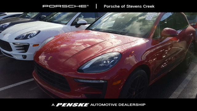 2017 PORSCHE MACAN GTS AWD LOADED WITH VALUE Comes equipped with Black Alcantara Seat Trim with