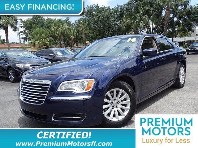 2014 CHRYSLER 300  LOADED CERTIFIED WE SAVE YOU THOUSANDS Fully serviced just sign and drive