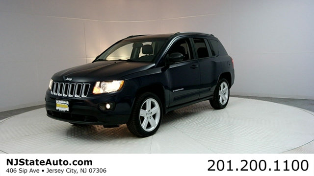 2013 JEEP COMPASS JEEP COMPASS 4DR LIMITED LEATHER CARFAX CERTIFIED WITH SERVICE RECORDS Co