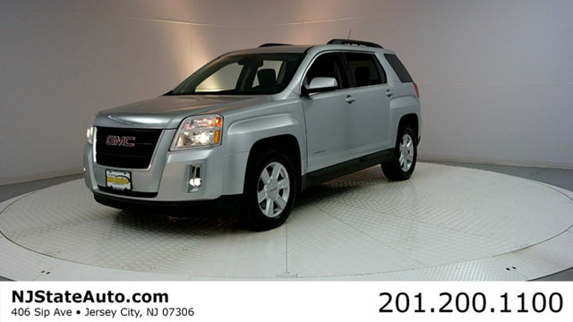 2013 GMC TERRAIN AWD 4DR SLE WSLE-1 Quicksilver Metallic 2013 GMC Terrain SLE-2 AWD 6-Speed Autom