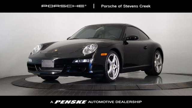 2005 PORSCHE 911 2DR COUPE CARRERA 997 What a price for an 05 Here it is Tired of the same tedio