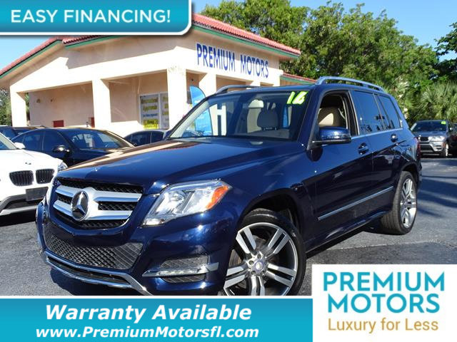 2014 MERCEDES GLK  LOADED CERTIFIED WARRANTY Dont Pay Retail Get low monthly payments on this