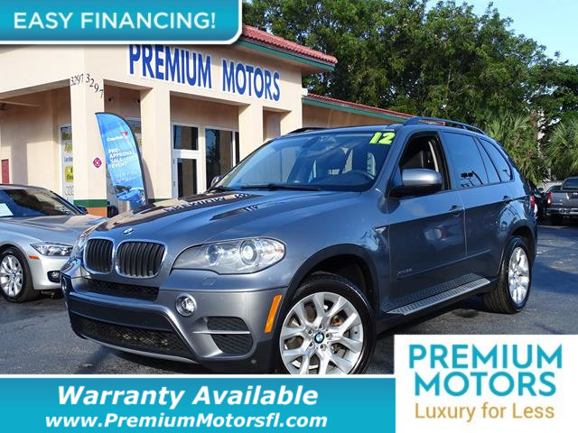 2012 BMW X5 35I LOADED CERTIFIED WARRANTY Dont Pay Retail Get low monthly payments on this ve
