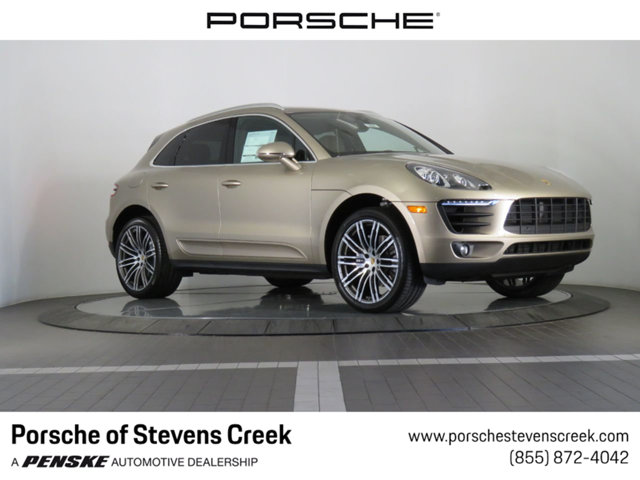 2018 PORSCHE MACAN S AWD KEY FEATURES AND OPTIONS Comes equipped with 14-Way Power Seats Aluminu