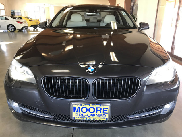 2011 BMW 5 SERIES LOADEDPREMIUM SOUND SUNROO BUY WITH CONFIDENCE CARFAX Buyback Guarantee q