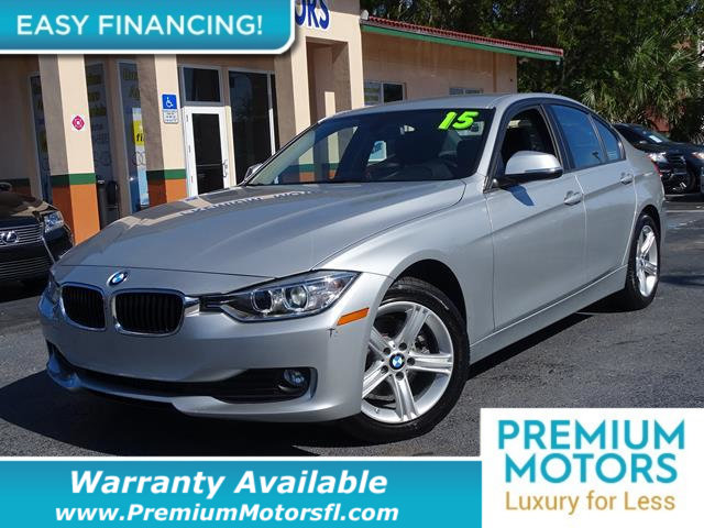 2015 BMW 3 SERIES 320I EXTREMELY LOW MILES Get the best value from your vehicle purchase This 20