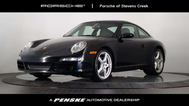 2007 PORSCHE 911 2DR COUPE CARRERA 4 All the right ingredients Come to the experts  JD Power