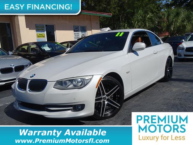 2011 BMW 3 SERIES 328I LOADED CERTIFIED WE SAVE YOU THOUSANDS Fully serviced just sign and dri