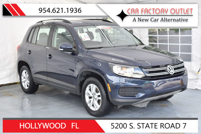 2016 VOLKSWAGEN TIGUAN 20T SE 4DR AUTOMATIC This 2016 Volkswagen Tiguan 4dr 20T SE 4dr Automatic
