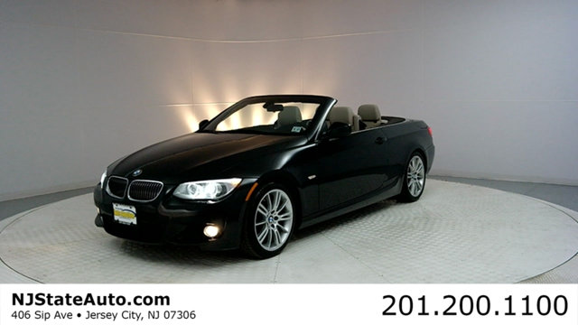 2012 BMW 3 SERIES 335I CARFAX CERTIFIED WITH SERVICE RECORDS Cold Weather Package Heated F