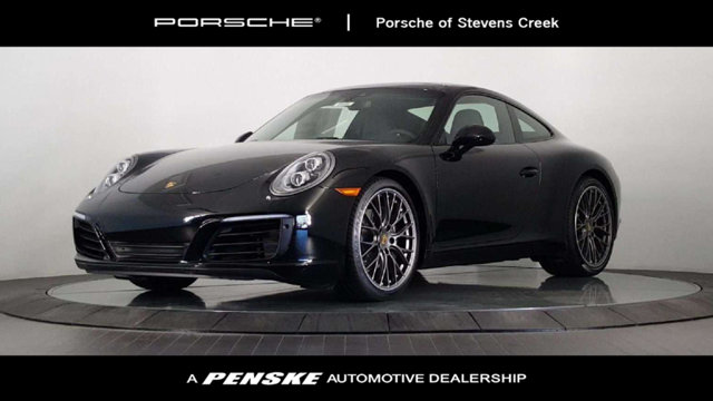 2017 PORSCHE 911 CARRERA COUPE LOADED WITH VALUE Comes equipped with 14-Way Power Sport Seats 9