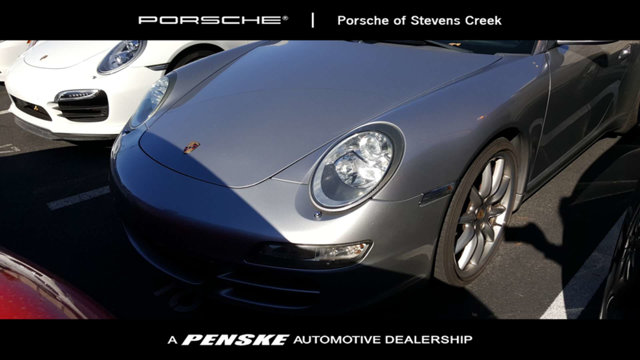 2005 PORSCHE 911 2DR COUPE CARRERA S 997 AMAZING 2005 911S COUPE IS HERE AT Porsche of Stevens Cre