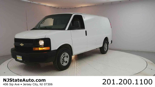 2014 CHEVROLET EXPRESS CARGO VAN RWD 2500 135 This 2014 Chevrolet Express Cargo Van 3dr RWD 2500