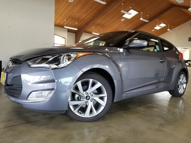 2017 HYUNDAI VELOSTER SPORTYLOW MILESFUEL SAVER WARRANTY A Full-Factory Warranty is include