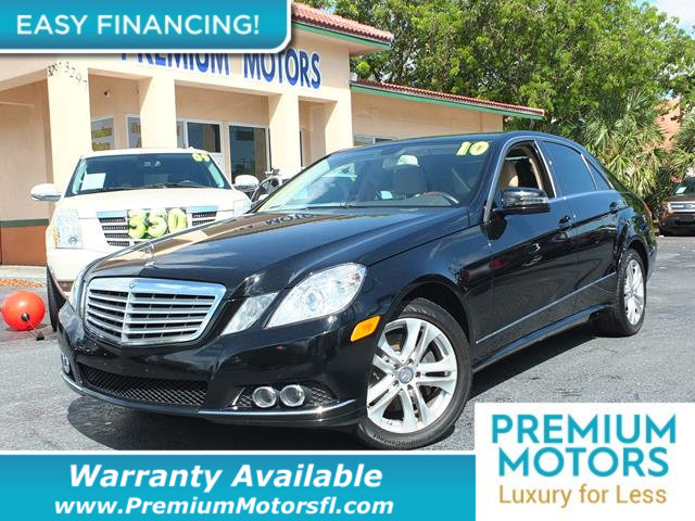 2010 MERCEDES E-CLASS E350 4MATIC LOADED CERTIFIED WARRANTY Dont Pay Retail Get low monthly p