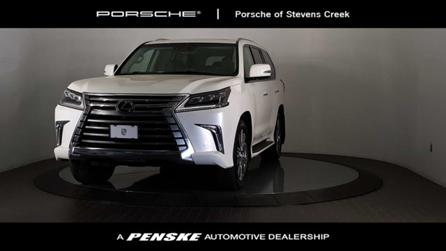 2016 LEXUS LX 570 4WD 4DR HEADS UP DISPLAY HUGE REAR SEAT ENTERTAINMENT TVS AND MUCH MUCH MORE