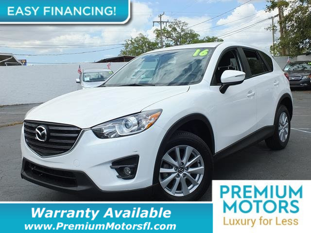 2016 MAZDA CX-5  LOADED CERTIFIED FACTORY WARRANTY Dont Pay Retail Get low monthly payments o