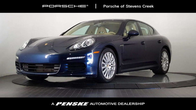 2015 PORSCHE PANAMERA 4DR HB GPS Nav All the right ingredients How would you like riding home in