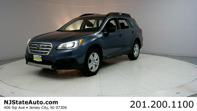 2015 SUBARU OUTBACK 4DR WAGON 25I PZEV CARFAX CERTIFIED 1-OWNER WITH SERVICE RECORDS Outback