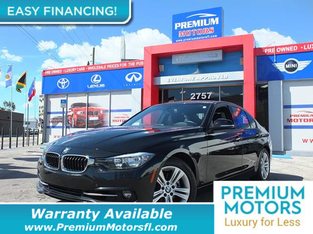 2016 BMW 3 SERIES 328I LOADED CERTIFIED WE SAVE YOU THOUSANDS Dont Pay Retail Get low monthl