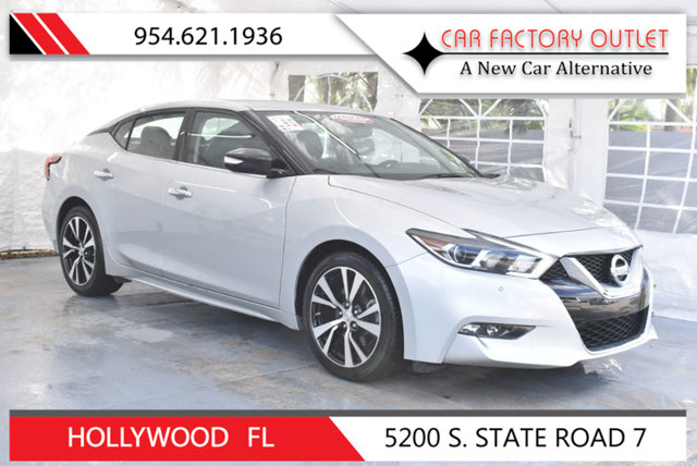 2017 NISSAN MAXIMA SV This 2017 Nissan Maxima 4dr SV features a 35L V6 CYLINDER 6cyl Gasoline eng