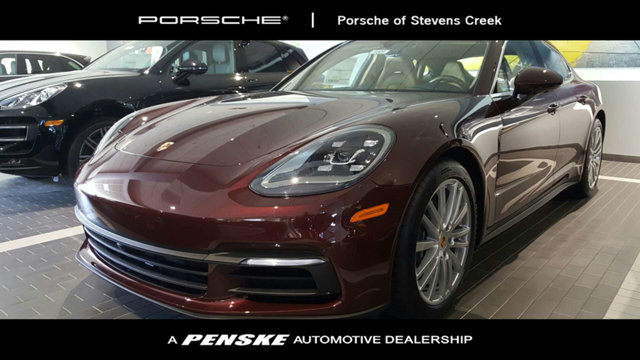 2018 PORSCHE PANAMERA 4 AWD LOADED WITH VALUE Comes equipped with 14-Way Power Seats Air Outlet