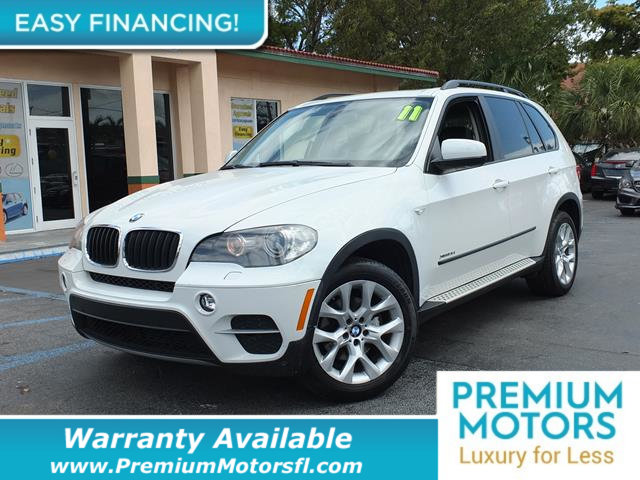 2011 BMW X5 35I LOADED CERTIFIED WE SAVE YOU THOUSANDS Fully serviced just sign and drive Don