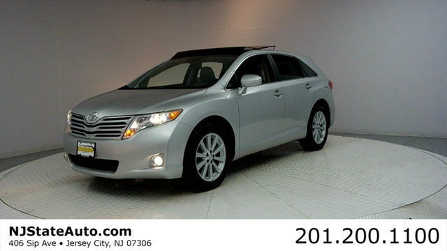 2010 TOYOTA VENZA 4DR WAGON I4 AWD CARFAX CERTIFIED 1-OWNER WITH SERVICE RECORDS Leather Packa