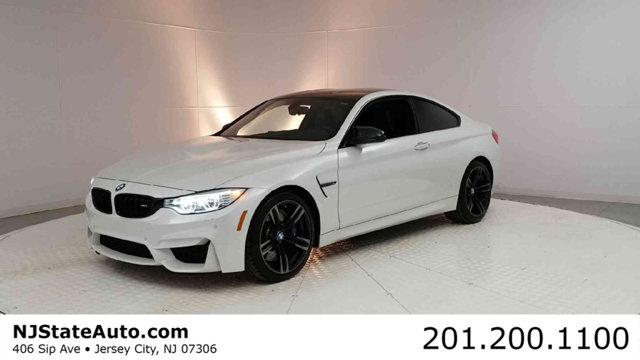 2015 BMW M4 2DR COUPE CARFAX One-Owner Alpine White 2015 BMW M4 RWD 6-Speed Manual 30L I6 CARF