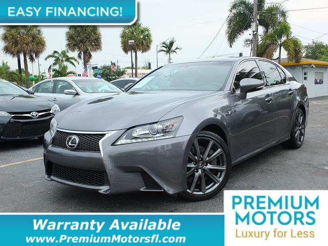 2014 LEXUS GS 350 4DR SEDAN RWD LOADED CERTIFIED WARRANTY Dont Pay Retail Get low monthly pay