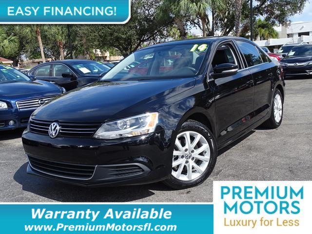 2014 VOLKSWAGEN JETTA SEDAN  LOADED CERTIFIED WE SAVE YOU THOUSANDS  Dont Pay Retail Get low