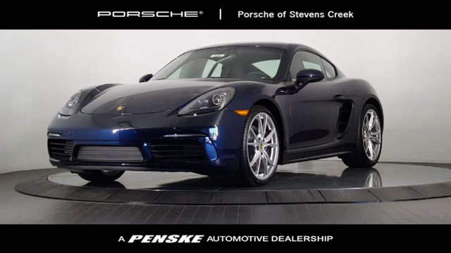 2018 PORSCHE 718 CAYMAN COUPE LOADED WITH VALUE Comes equipped with 14-Way Power Sport Seats Bi