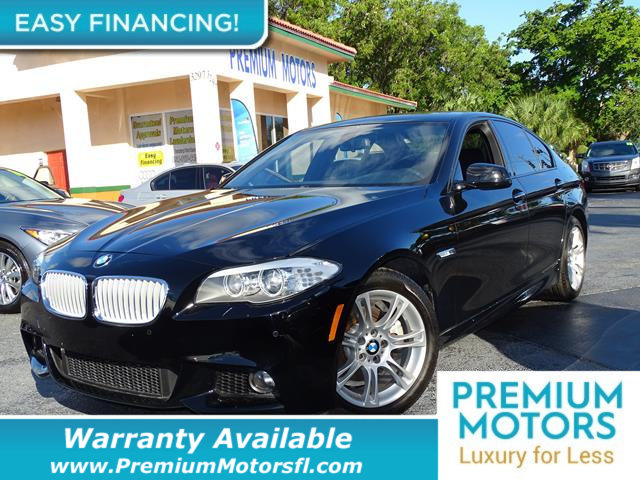 2013 BMW 5 SERIES 528I LOADED CERTIFIED WARRANTY Dont Pay Retail Get low monthly payments on