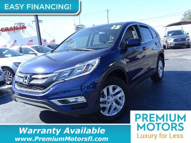 2015 HONDA CR-V 2WD 5DR EX LOADED CERTIFIED WE SAVE YOU THOUSANDS Fully serviced just sign and