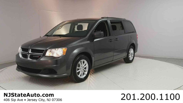 2016 DODGE GRAND CARAVAN 4DR WAGON SXT CARFAX One-Owner Clean CARFAX Crystal Metallic 2016 Dodge