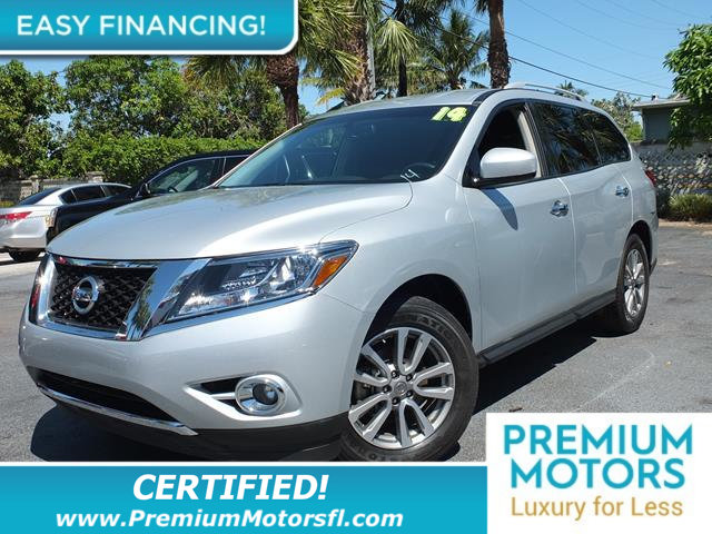 2016 NISSAN PATHFINDER 2WD 4DR SV NISSAN FOR LESS LOADED At Premium