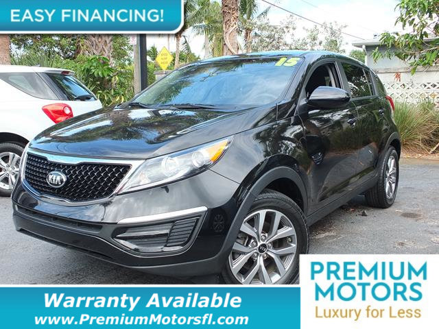 2015 KIA SPORTAGE 2WD 4DR LX LOADED CERTIFIED WE SAVE YOU THOUSANDS Dont Pay Retail Get low m