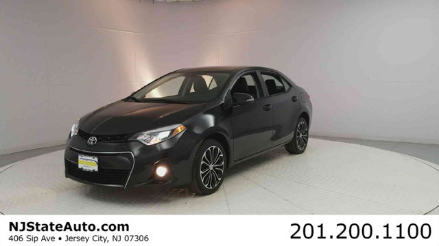 2014 TOYOTA COROLLA 4DR SEDAN CVT S PLUS This 2014 Toyota Corolla 4dr 4dr Sedan CVT S Plus feature