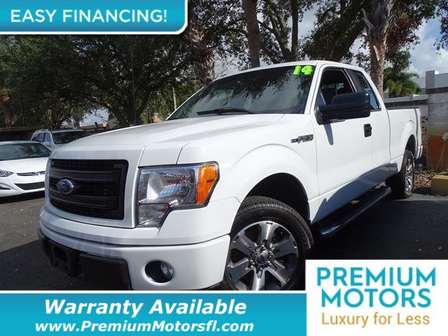 2014 FORD F-150  LOADED CERTIFIED WE SAVE YOU THOUSANDS Fully serviced just sign and drive Do