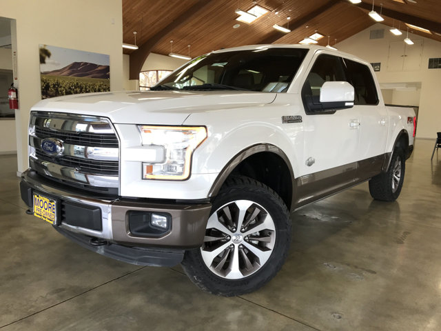 2015 FORD F-150 HEATEDCOOLED SEATSMASSAGING Recent Arrival BLUETOOTH ONE OWNER SUNROOF  MO