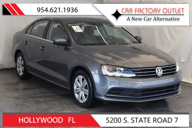2017 VOLKSWAGEN JETTA 14T S AUTOMATIC This 2017 Volkswagen Jetta 4dr 14T S Automatic features a