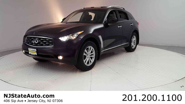 2010 INFINITI FX35 AWD 4DR Clean CARFAX Midnight 2010 INFINITI FX35 AWD 7-Speed Automatic 35L V6