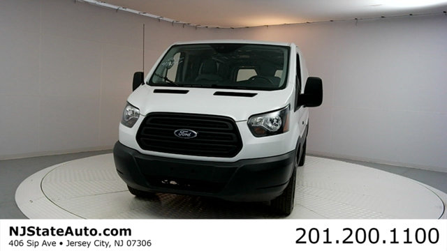 2016 FORD TRANSIT CARGO VAN T-250 130 LOW RF 9000 GVWR SWIN CARFAX CERTIFIED WITH SERVICE RECO