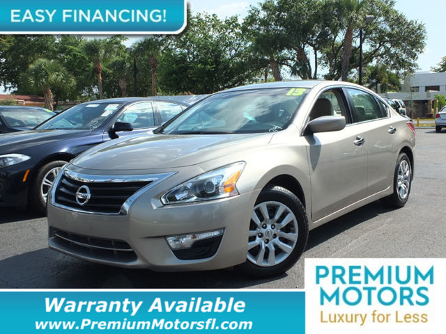 2013 NISSAN ALTIMA  LOADED CERTIFIED WE SAVE YOU THOUSANDS Fully serviced just sign and drive