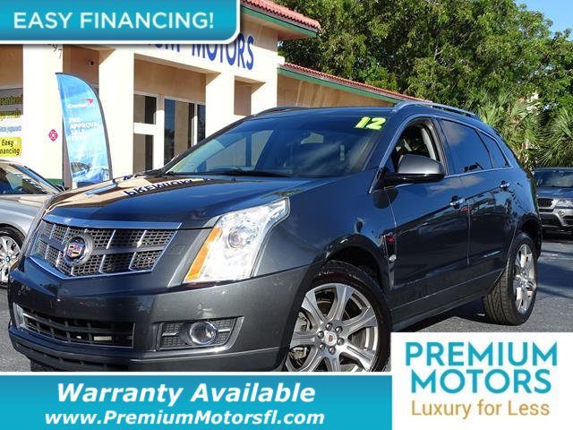 2012 CADILLAC SRX FWD 4DR PERFORMANCE COLLECTION LOADED CERTIFIED WARRANTY Dont Pay Retail Ge