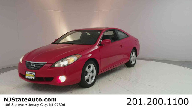 2004 TOYOTA CAMRY SOLARA 2DR COUPE SE AUTOMATIC Clean CARFAX Absolutely Red 2004 Toyota Camry Sol