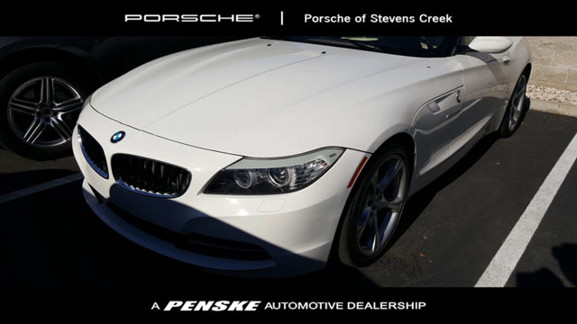 2011 BMW Z4 ROADSTER SDRIVE30I Low miles mean barely used Gently used Do you want it all especi