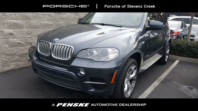 2013 BMW X5 XDRIVE35D Gray 2013 BMW X5 xDrive35d AWD 6-Speed Automatic with Steptronic 30L I6 DOH